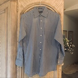 Vintage look Chaps long sleeve button Down shirt